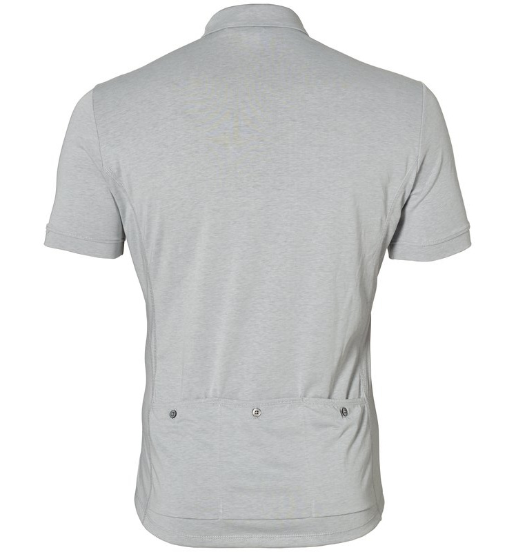 a9854c64b1559 ODLO Футболка-поло мужская CLASSIC, артикул 410932, цвет серый ...
