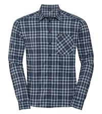 ODLO Рубашка с длинным рукавом мужская NIKKO CHECK