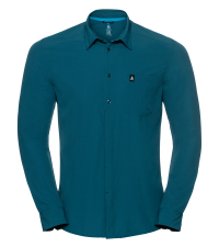 ODLO Рубашка с длинным рукавом мужская SAIKAI COOL LIGHT