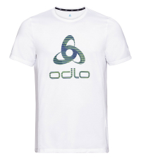 ODLO Футболка с коротким рукавом мужская ELEMENT Light PRINT