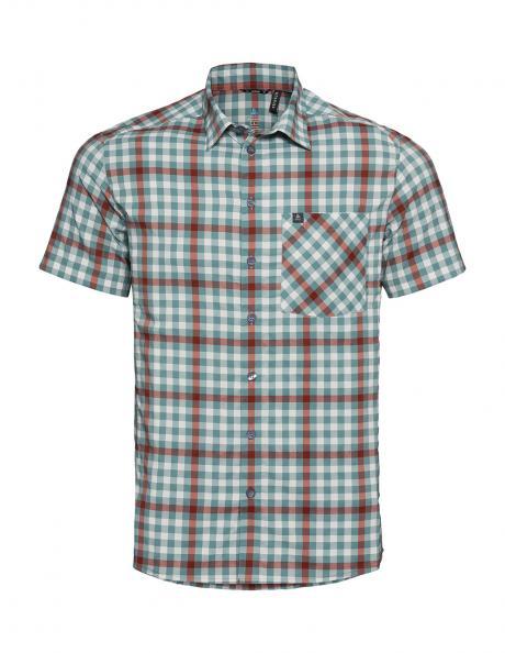 ODLO Рубашка с коротким рукавом мужская NIKKO CHECK